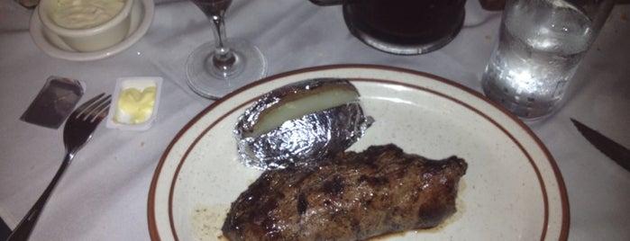 Gaucho's Steak House is one of 20 favorite restaurants.
