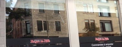 Burger de Ville is one of Montreal City Guide.