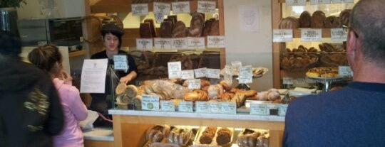 Model Bakery is one of Napa Valley Coffee Joints.