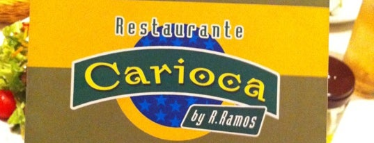 Carioca Aoyama is one of TO-DO 食事.