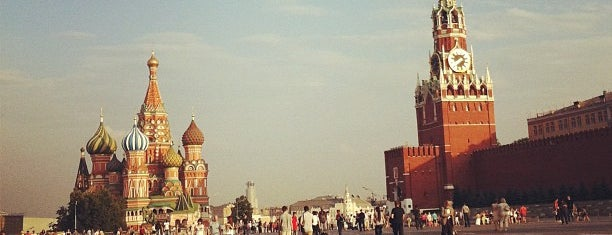 Красная площадь / Red Square is one of Places To See Before I Die.