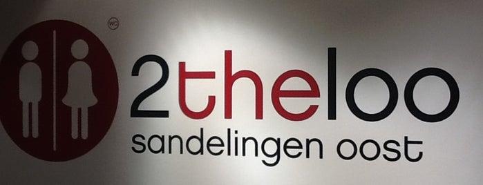 Shell Sandelingen-Oost is one of Shell Tankstations.