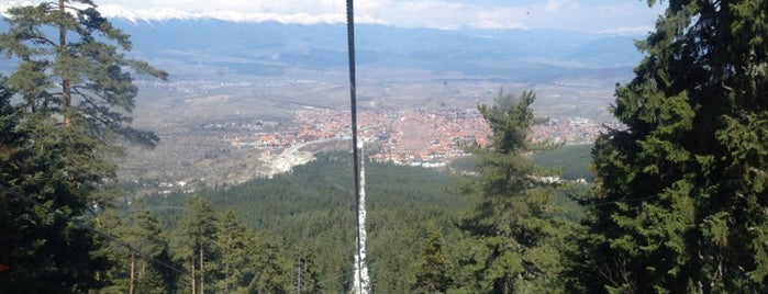 Кабинков лифт (Bansko Gondola) is one of Best of Bansko.
