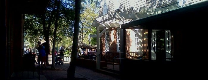 Merchants Square is one of Gary's List.