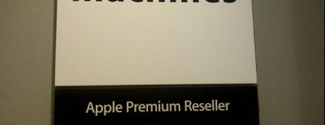 Machines is one of Apple Premium Reseller Malaysia.
