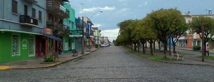 São Francisco de Paula is one of 1ª CRS.
