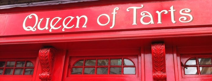 Queen of Tarts is one of Best coffee experiences of Dublin.