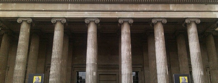 British Museum is one of London's West End.