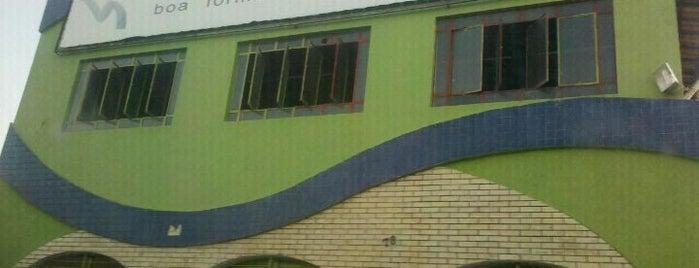 Academia Estação Corpo e Saúde is one of Wi-fi grátis.