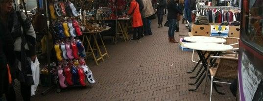Waterlooplein is one of ท่องเที่ยว Amsterdam.