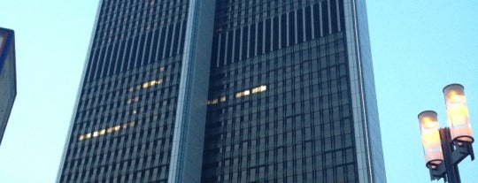 Frankfurt Marriott Hotel is one of Hotels I Enjoyed Staying At.