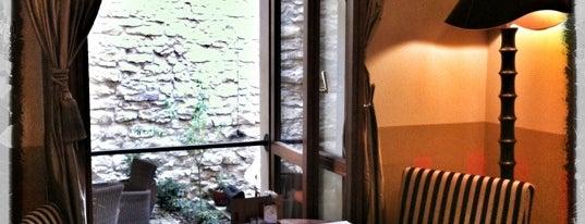 Café Lounge is one of Oblíbené kavárny.