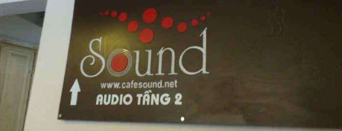 Cafe Sound is one of Coffee.