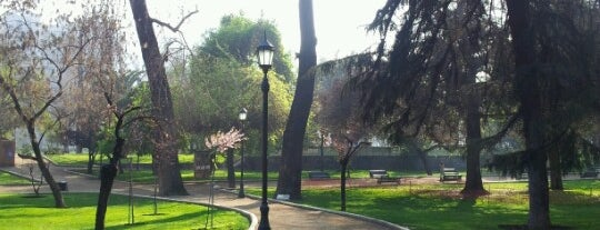 Parque Forestal is one of Para visitar en Santiago.