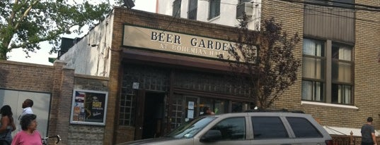 Bohemian Hall & Beer Garden is one of Favorite Spots to Hang Out.