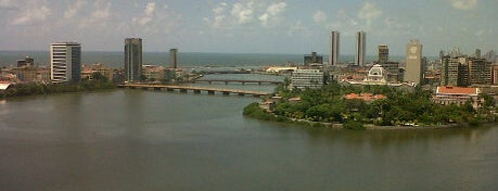 Cais da Aurora is one of Turistando em Pernambuco/Tourism in Pernambuco.