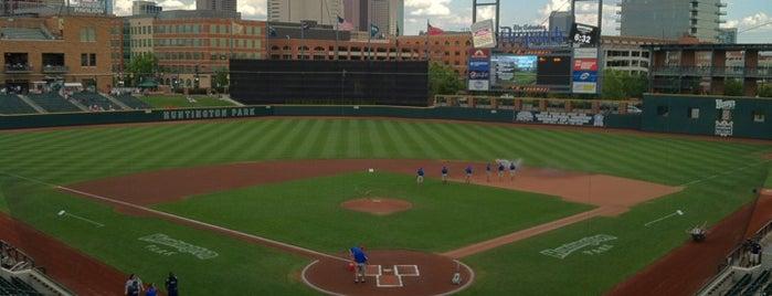 Huntington Park is one of baseball <3.