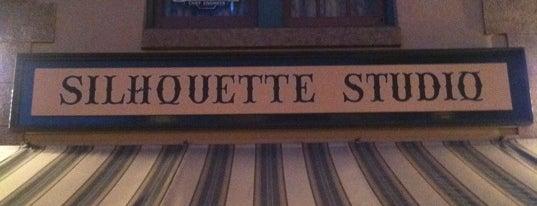 Silhouette Studio is one of Disneyland Shops.