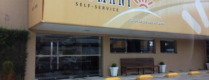 Domani Restaurante is one of Restaurantes e Lanchonetes (Food) em João Pessoa.