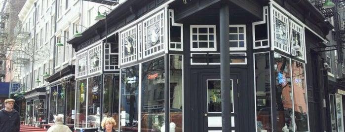 White Horse Tavern is one of Literary Bars in Manhattan.