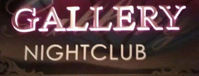 Gallery Nightclub is one of Las Vegas City Guide.