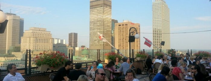 Terrasse Magnetic is one of Montreal, Canada.