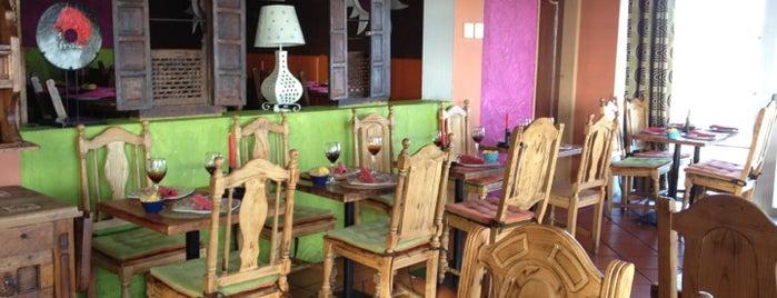 La Siesta is one of Restaurantes com comida vegetariana.