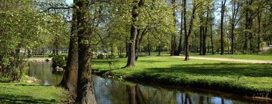 Arkādijas parks is one of Unveil Riga : Atklāj Rīgu : Открой Ригу.