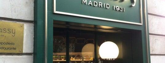 Embassy is one of Restaurantes Gastrofestival 2012 25€.