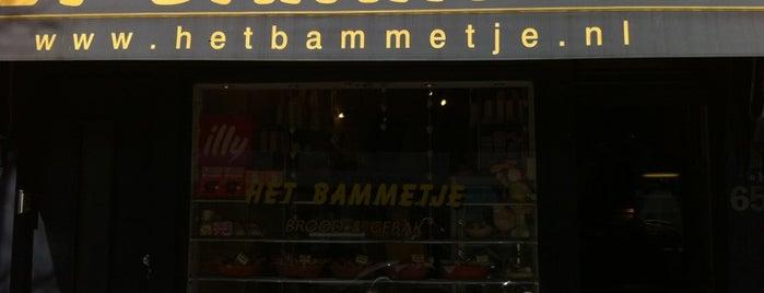 Het Bammetje is one of Top 10 favorites places in Rotterdam, Nederland.