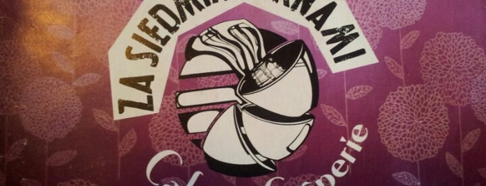 Café za siedmimi oknami is one of Prešov - The Best Venues #4sqCities.