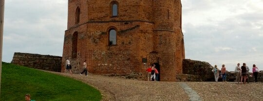 Gedimino Pilies Bokštas | Gediminas' Tower of the Upper Castle is one of Guide to Vilnius's best spots.