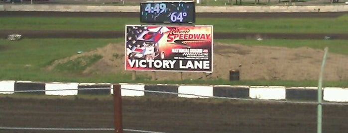Redwood Speedway is one of Top 5 favorites places in Redwood Falls.