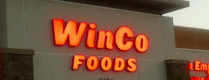 WinCo Foods is one of Coinage.