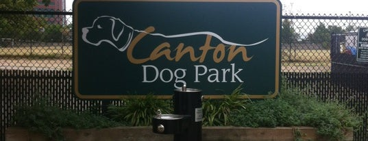 Canton Dog Park is one of The Great Baltimore Check-In.