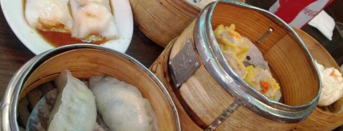 South Sea Seafood Village is one of San Francisco's Top 10 Dim Sum Restaurants.