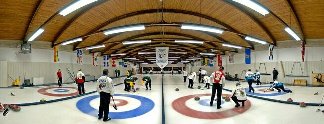 Club de Curling Laviolette is one of T-Rès Trois-Rivières #4sqCities.