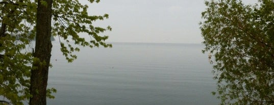 Lakeshore Boat Launch is one of Fresh Air Around Madison, WI.