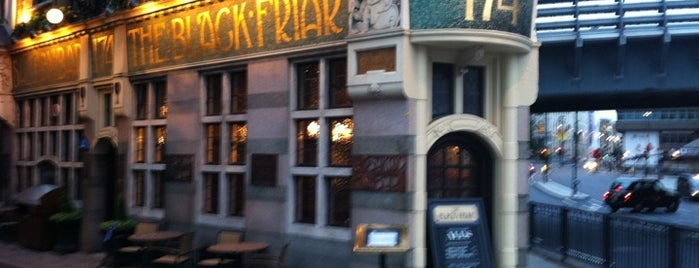 The Blackfriar is one of Drinking London.