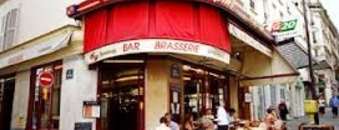 Café des Deux Moulins is one of Paris must see.
