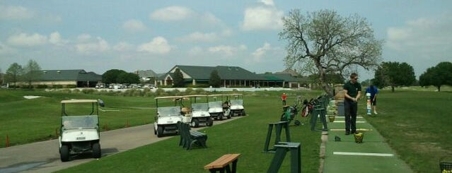 Riverchase Golf Club is one of * Gr8 Golf Courses - Dallas Area.