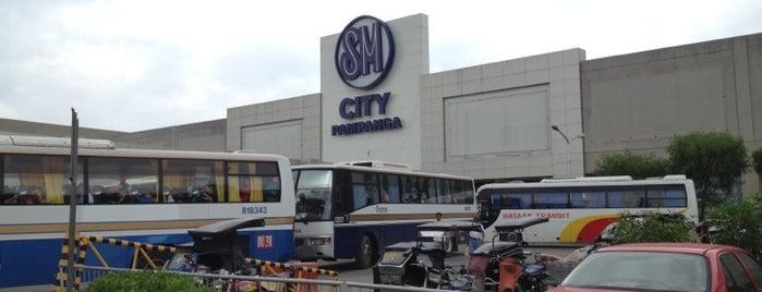 SM City Pampanga is one of Malls.