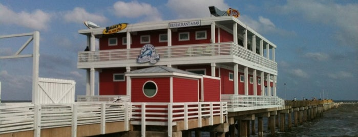 Jimmy's On The Pier is one of The Best Burgers in Galveston.