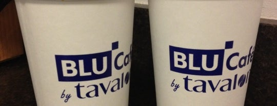 Blu Cafe by Tavalon is one of Tea in NYC.