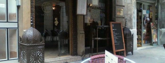 La Fíbula is one of Restaurant Barcelona.