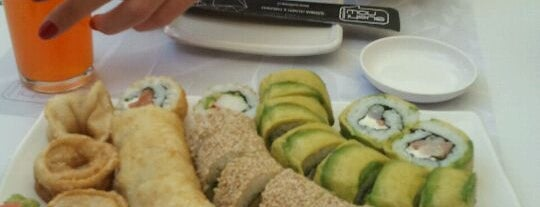 Sushi Now is one of Restaurantes, Bares, Cafeterias y el Mundo Gourmet.