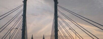Penang Bridge is one of เที่ยว George Town, Penang.