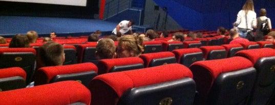 Кинотеатр «Москва» is one of Бейдж MTS Cine Tuesdays.