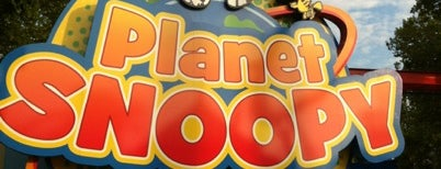 Planet Snoopy is one of ?8.