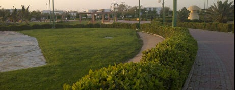 حديقة الفيروز : Alfairouz Park is one of Yanbu.